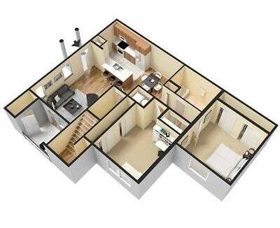 apartment-b-3d-furnished